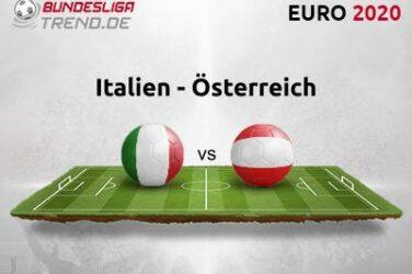 Italy vs. Austria Tip Forecast & Quotas 26.06.2021