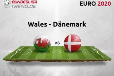 Wales vs. Denmark Tip Forecast & Quotas 26.06.2021