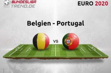 Belgique vs. Portugal Prévisions et quotas 27.06.2021