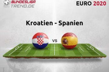 Chorvatsko vs. Španělsko Tip Předpověď & Kvóty 28.06.2021